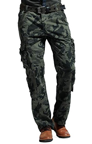 Hip hop Stylish Jogger Trouser Camouflage