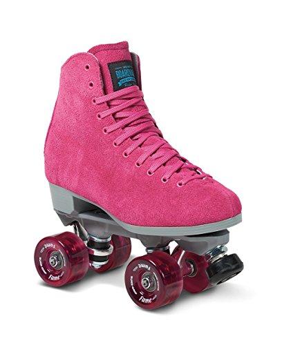 - Sure-Grip Pink Boardwalk Skates Indoor