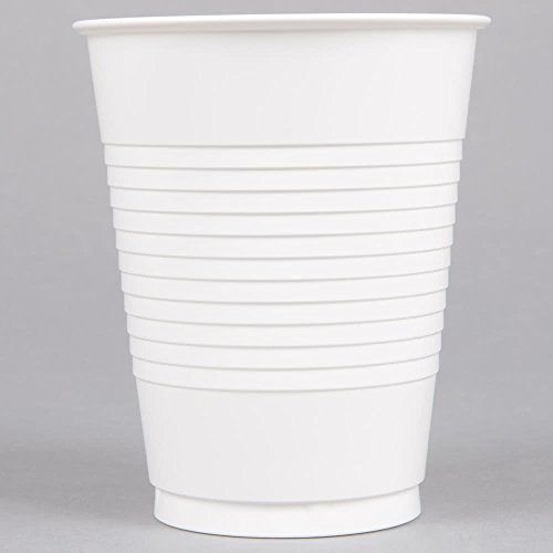 28115081 16 oz. Purple Plastic Cup - 240/Case By TableTop King