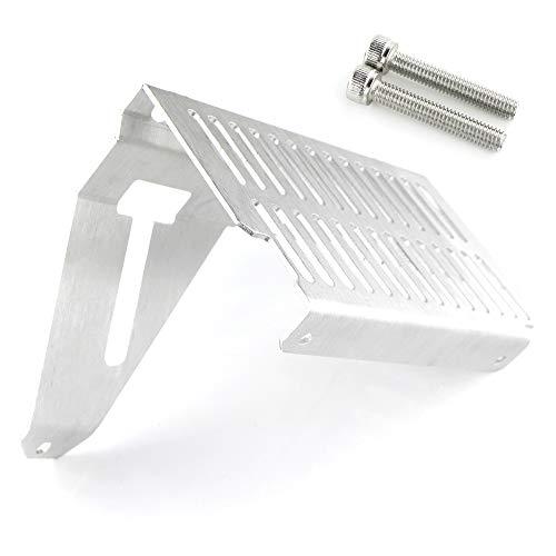 - Aluminum Radiator Guards, for 2013-2019 HONDA CRF250L, Radiator Cover/Protector (Silver)
