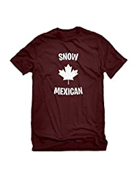 Indica Plateau Mens Snow Mexican T-Shirt