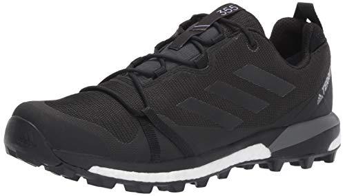 adidas outdoor Men's Terrex Skychaser LT GTX Athletic Shoe, Carbon/Black/Grey Four, 10 D US