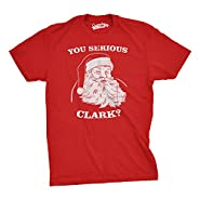 You Serious Clark T Shirt Funny Christmas Shirt Xmas Movie Tee