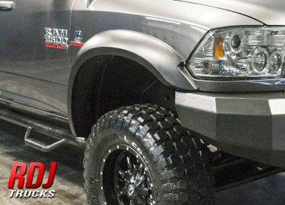 RDJ Trucks PRO-X-TEND Style Fender Flares