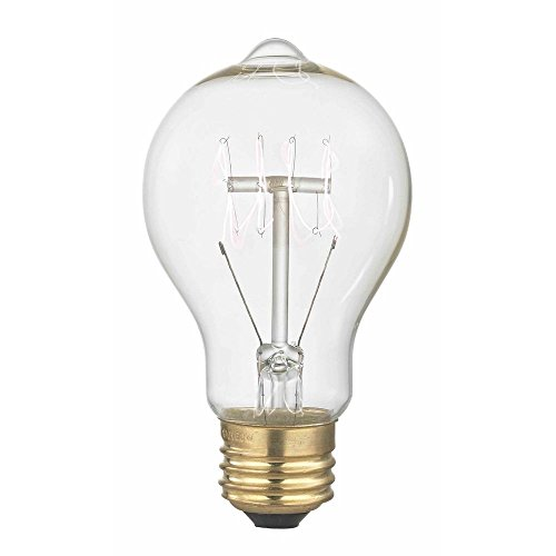 Nostalgic Vintage Edison Carbon Filament Light Bulb 25 Watts Buy Online In Uae Health And