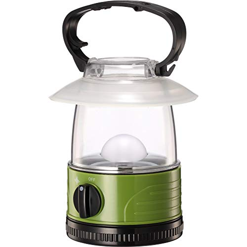 ZZD Mini LED Camping Lantern Lights, 4 AA