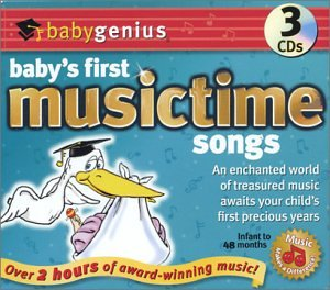 Baby's First Musictime Songs                                                                                                                                                                                                                                                    <span class=