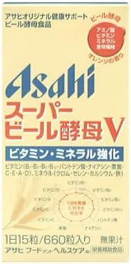 アサヒグループ食品 スーパービール酵母V