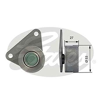 Gates T42097 Polea inversión/guía, correa distribución: Amazon.es: Coche y moto
