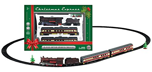 WowToyz Christmas Express Train Set 20-pc - Christmas Model Trains