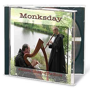 (Monksday: Suite of 20 Improvisations for Recorder and Celtic Harp )