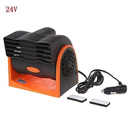 Amazon com : ZUZU Low Noise 12V Car Vehicle Cooling Air Fan