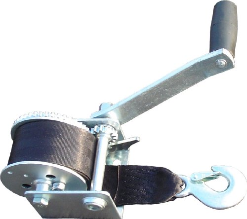 - American Power Pull AG226 Hand Winch, 600-Pound