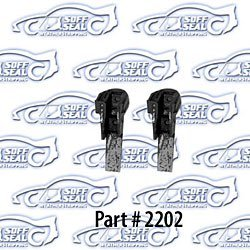 SoffSeal 2202 Upper Vent Window Bumpers