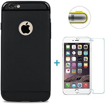 Maviss Diary Funda iPhone 6, iPhone 6s Carcasa Silicona Gel Mate ...