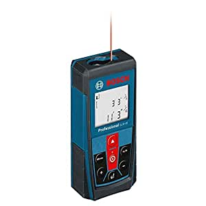 Bosch 135 Foot Laser Distance Measurer GLM 40