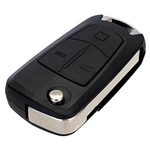 Opel Carcasa para llave mando a distancia llaves 3 botones ...