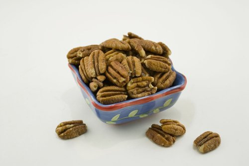 - Roasted Mammoth Pecan (3 Pound Bag) (Salted)