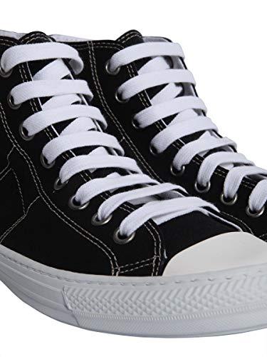Tissu Baskets Maison Homme Noir Montantes Margiela S57ws0243p1875900 PXIw6v