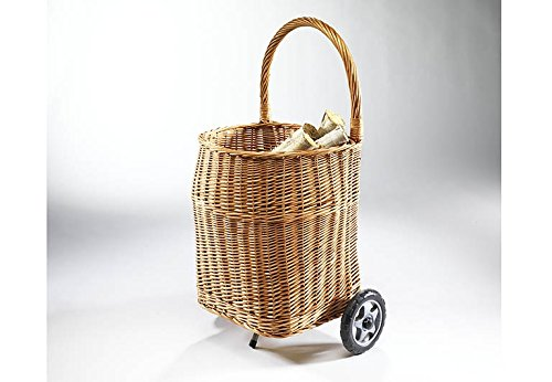 Wood car from full pasture with linen by Locker Germany (Image #1)