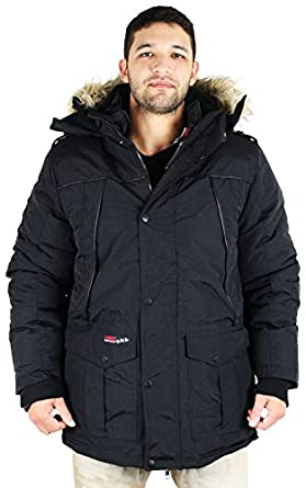Canada Goose womens replica authentic - Canada Weather Gear Goose Men's System Down Parka Jacket at Amazon ...