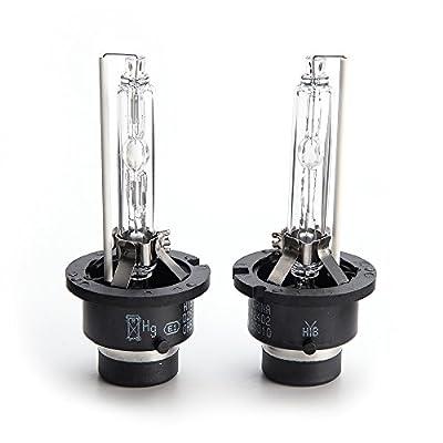 HYB 35W D1S D1R D2S D2R D3S D3R D4S D4R Xenon HID Headlight Replacement Bulb