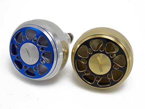 EVA knob 90mm length half balanced metal handle with bigger 40mm dia