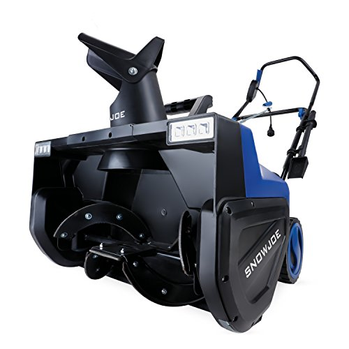 Snow Joe SJ627E 22-Inch 15-Amp Electric Snow Thrower w/Dual LED Lights (Snow Blower Gas Powered)