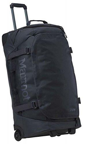 Marmot Unisex Rolling Hauler Large Slate Grey/Black 1 One Size