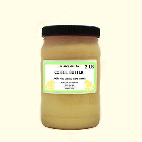 Pure Coffee Bean Butter Anti Aging Moisturizer 32 Oz/2 Lb