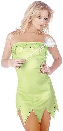 Oromiss para Mujer Disfraz de Fancy diseño de Campanilla Patrones ...