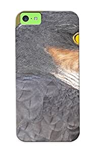 3d Full Wrap For Iphone 4/4S Case Cover Animal Hawk42