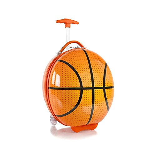 Heys America Unisex Sport Kids Luggage Basketball One Size
