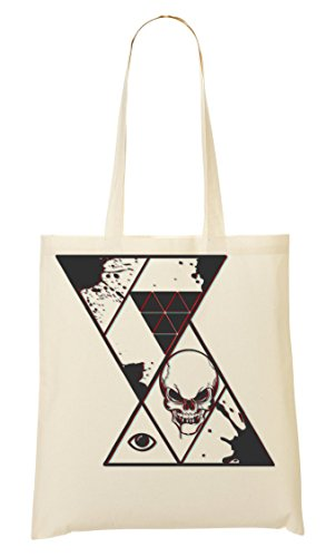 Tout Provisions Shape Eye Skull Hallows Sac Interesting CP Fourre Sac À Simple Deathly Triangles fqvAT