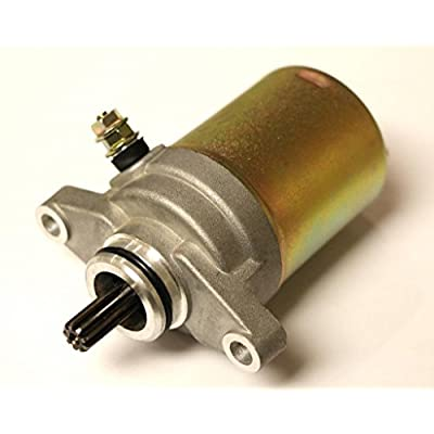 Lumix GC Motor Electric Starter For 70cc 90CC ETON Viper 70 90 Atv Quad: Automotive