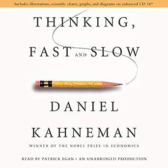Amazon.com: Thinking, Fast and Slow (Edición audio Audible ...