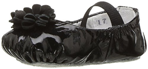 Bloch Baby Girls' Florrie - Black - 2 US/18 EU (Bloch Infant Shoes)
