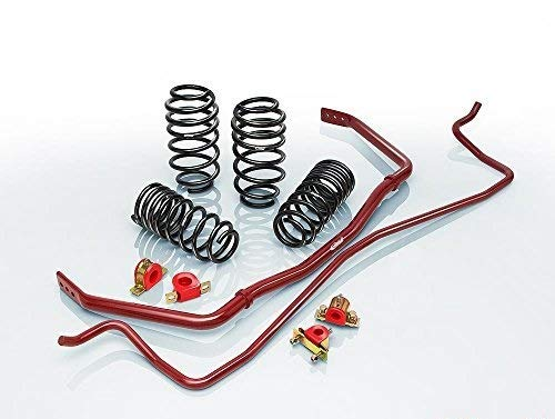 Eibach 7727.88 Plus Kit for 2015 Subaru WRX 2.0L Turbo (Excl. STi) Pro Springs & Anti-Roll Sway Bars