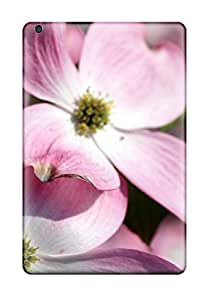 3205817J84407108 High Quality Pink Flowers Tpu Case For Ipad Mini 2