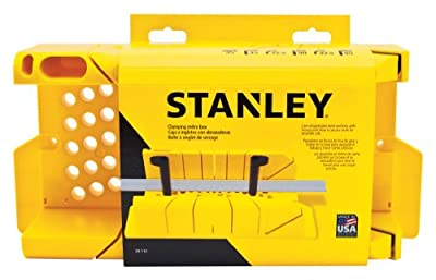 Stanley 20-112 Clamping Miter Box from Stanley