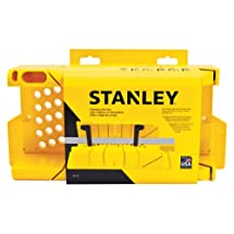 Stanley 20-112 Clamping Miter Box