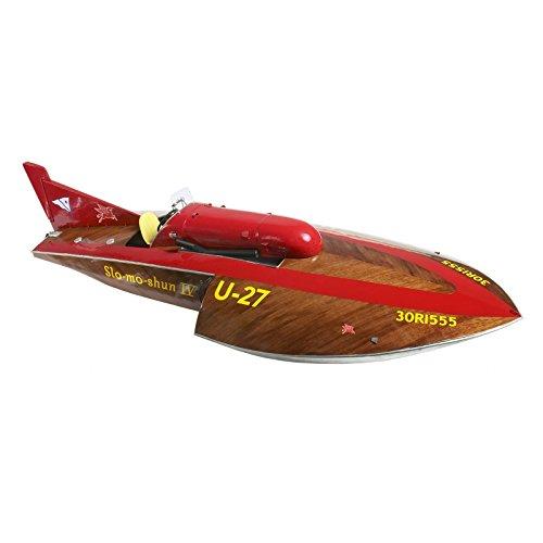 Billing Boats Fatturazione Barche B520 Scala 1  12  Slo-Mo-Shun IV Racing Modello barca