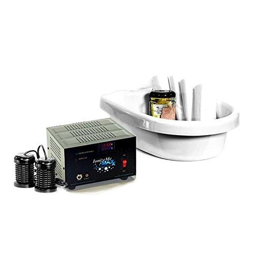HEALTHandMED IonizeMe Maxx Ionic Detox Foot Bath Machine 17.0V / 2.2 Amp (Starter)