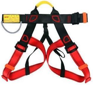 Arnés de escalada, Elsley seguro cinturones para montañismo ...