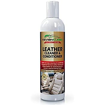 Amazon.com: KevianClean Leather Cleaner & Conditioner - Auto ...