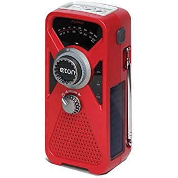 The American Red Cross FRX2 Emergency Weather Radio, ARCFRX2WXR