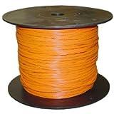 500FT Bulk Fiber Optic Cable Multimode 62.5/125 Duplex 500 ft