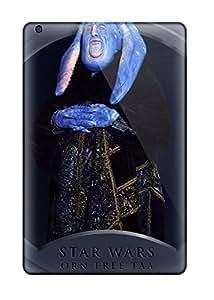 Awesome Design Star Wars Episode I Phantom Menace People Movie Hard Case Cover For Ipad Mini/mini 2
