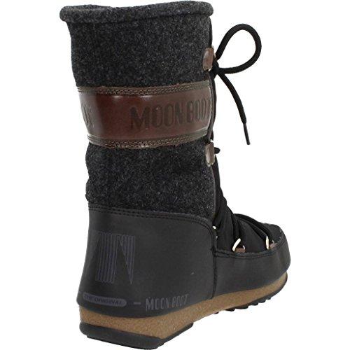 moro Boot invernali Nero Moon di testa Stivali 4Ypqnxwg