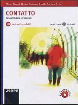 PDF Gratis Contatto. Vol. 2b. Con Cd Audio